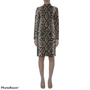 Joseph Ribkoff NWT Plus Size Snake Print Dress